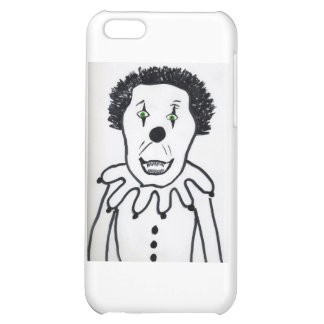 Evil Clown Cover For iPhone 5C