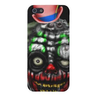 evil clown iPhone 5/5S case
