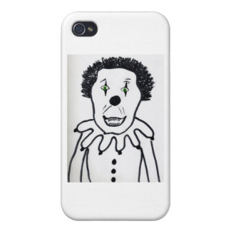 Evil Clown iPhone 4 Covers