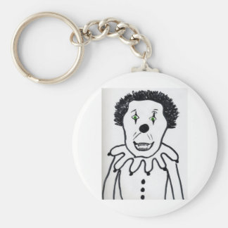 Evil Clown Keychain