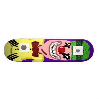 Evil Clown Messenger Skateboard