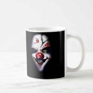 Evil Clown Mugs