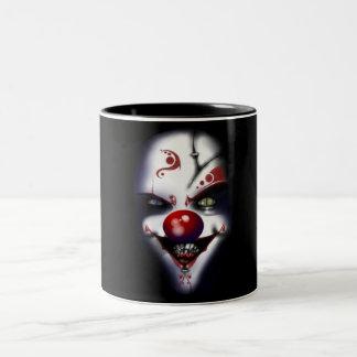 Evil Clown Coffee Mugs