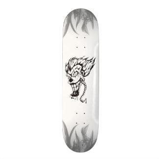 Evil clown Skate board