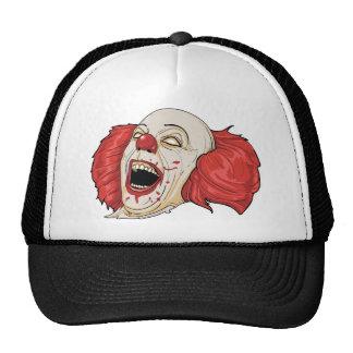 Evil Clown T Shirt Hat