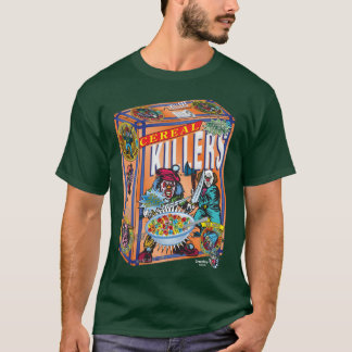 Evil Clown T Shirt - Serial Killer