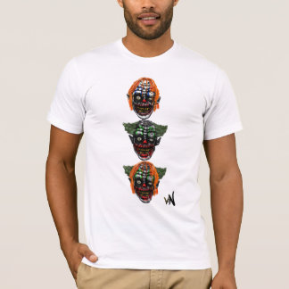 evil clown totem T-Shirt