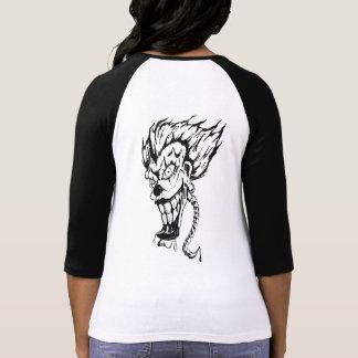 Evil clown Women's Bella t-shirt