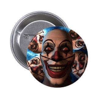 Evil Clowns Pin