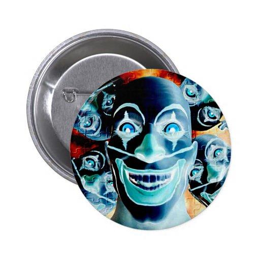 Evil Clowns Pins