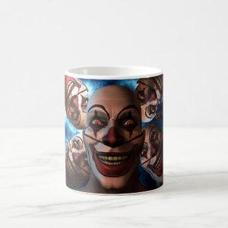 Evil Clowns Basic White Mug