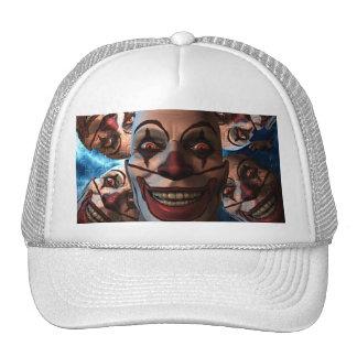 Evil Clowns Mesh Hat