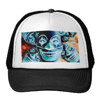Evil Clowns Trucker Hat