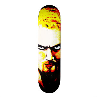 Evil Death Glare 19.7 Cm Skateboard Deck