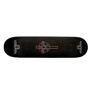 evil deck skate deck