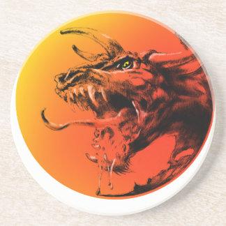 Evil dragon coaster