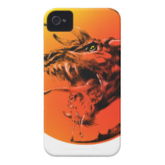 Evil dragon iPhone 4 Case-Mate case