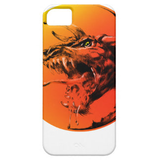 Evil dragon iPhone 5 covers