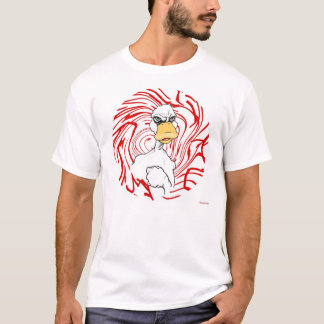 Evil Duck Shirt! (by Justin Gall) It's Evilicious! T-Shirt