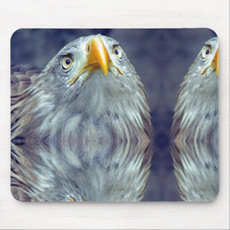 Evil Eagle Eye Mousepad