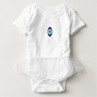 Evil Eye Baby Bodysuit