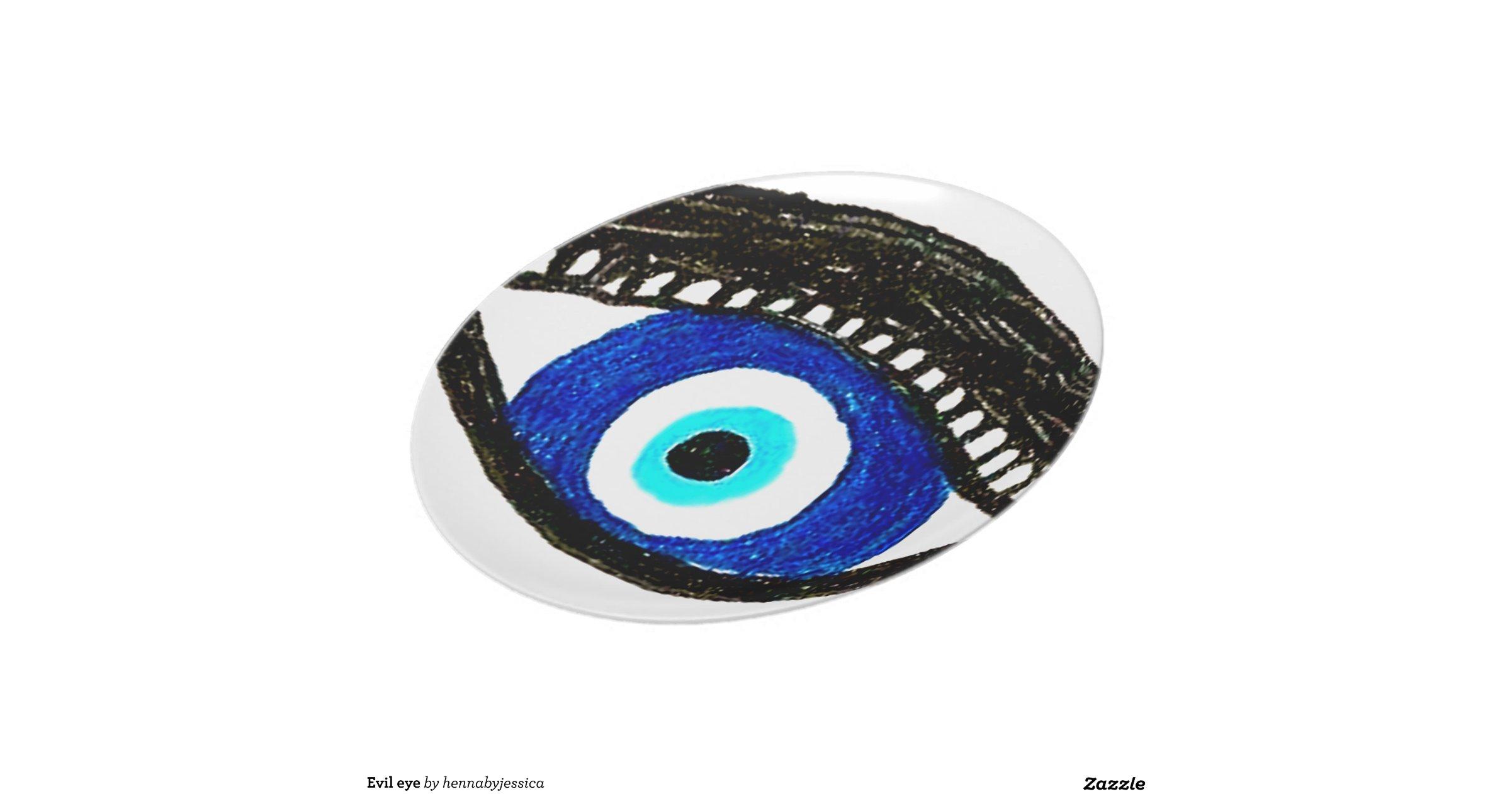 Dinner Plate Eyes Evil Eye Dinner Plates |
