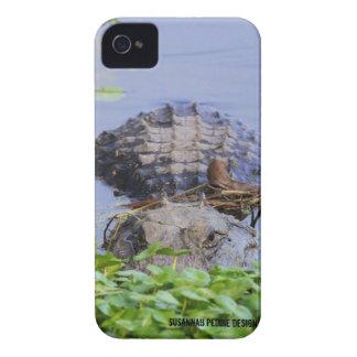 Evil Eye Gator iPhone 4 Case