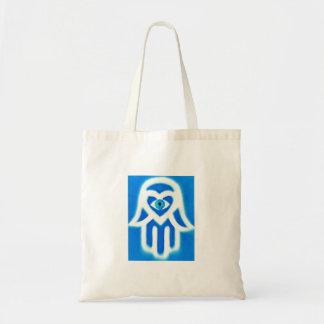 Evil Eye / Hand Of Hamsa Shopper Tote Bag