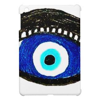 Evil eye iPad mini cover