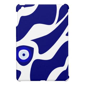 Evil Eye Lava Pattern iPad Mini Cover