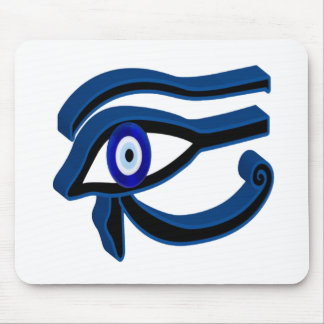 Evil Eye Mouse Pad