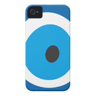 Evil Eye, Nazar, Charm, Luck, Protection, Spiritua iPhone 4 Cases