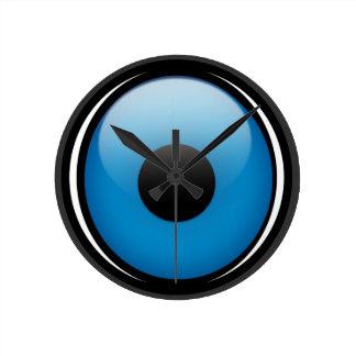 Evil Eye - Ojo Clock