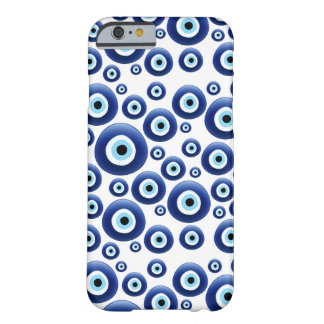 Evil Eye Protection Mediterranean iPhone 6 case