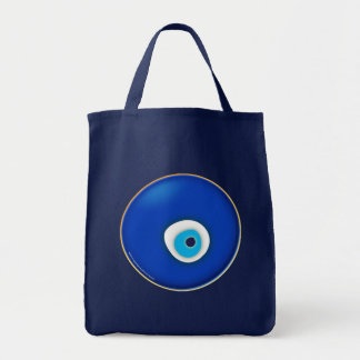 Evil Eye, Symbol of Protection Tote Bag