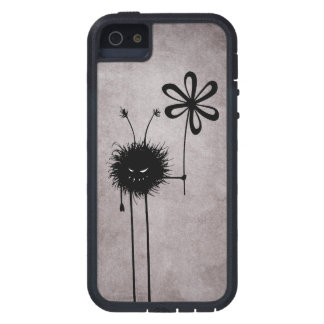 Evil Flower Bug Vintage Extremely Protective Cover For iPhone 5