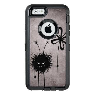 Evil Flower Bug Vintage Gothic OtterBox Defender iPhone Case