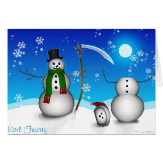 Evil Frosty (Card)