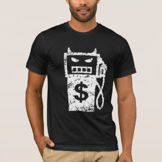 Evil Gas Pump T-Shirt
