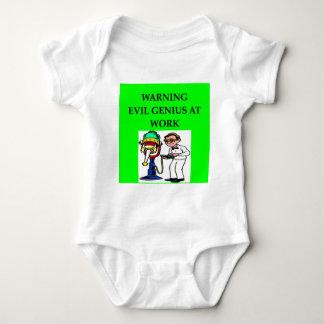 EVIL genius Baby Bodysuit
