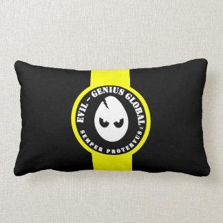 Evil-Genius Global Banded Lumbar Pillow