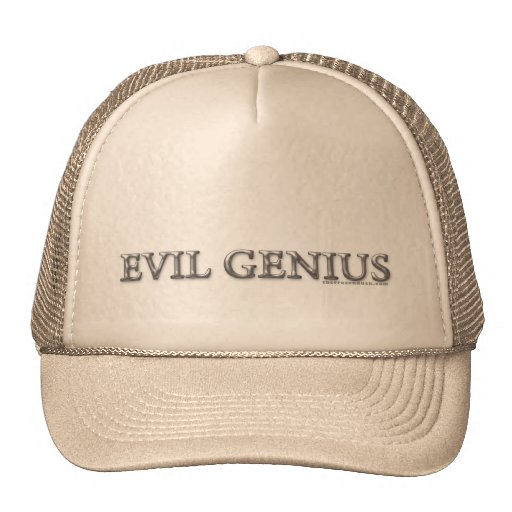 Evil Genius Mesh Hats