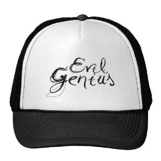 Evil Genius Trucker Hats