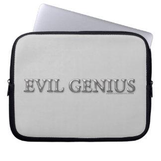 Evil Genius Computer Sleeve