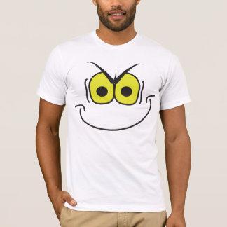 Evil Genius Smiley Face Tshirt