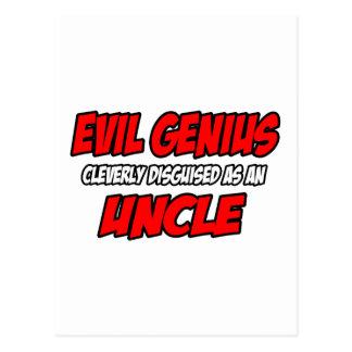 Evil Genius...Uncle Postcards