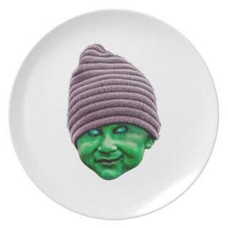 Evil Golbin Plate