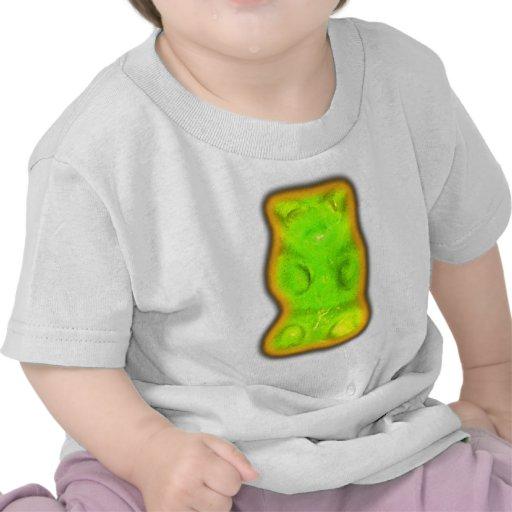 Evil gummy bear tee shirt