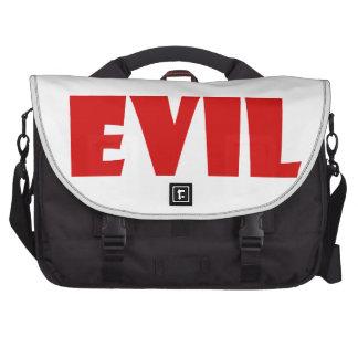 Evil Humor Bag For Laptop