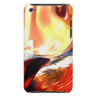 Evil Intent Abstract Barely There iPod Case